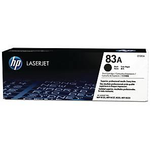 HP 83A Black Original Laserjet Toner Cartridge (CF283A)