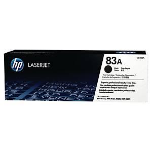 Cartouche de toner HP 83A - CF283A - noire