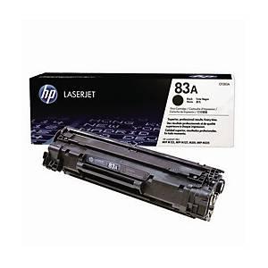 HP 83A CF283A TONER CART BLACK