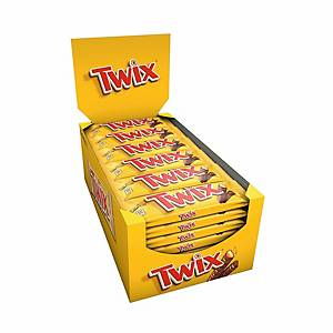 Twix 50 g, Packung à 25 Stück