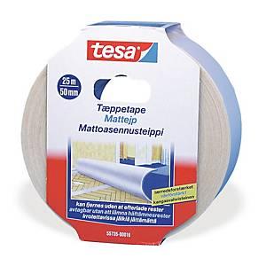 Tæppetape Tesa, 50 mm x 25 m