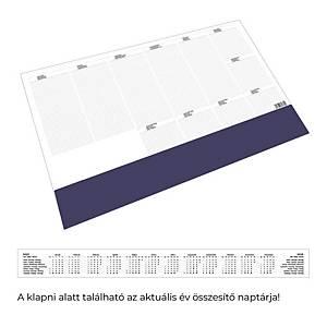 Könyöklő T110 heti - kék, 57,6 x 40,7 cm
