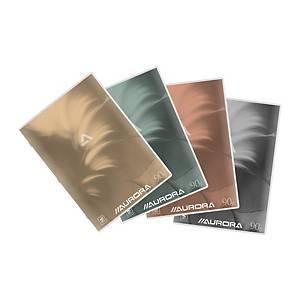 Aurora Mano cahier A4 60 feuilles quadrillé 4x8 mm