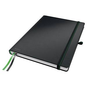 LEITZ COMPLETE NOTEBOOK A4 RULED BLACK