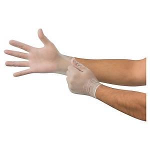 Gants usage unique Ansell Synsation - vinyle - taille XL - 100 gants
