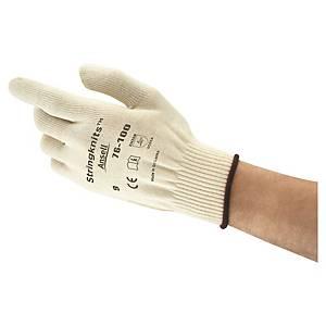Ansell Stringknits 76-100 katoenen precisie handschoenen, maat 9, per 12 paar