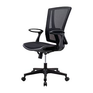 WORKSCAPE MANACO EM-205D Office Chair Black