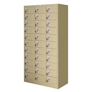 ZINGULAR ZLK-6133 STEEL LOCKER 33 DOORS
