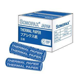 sonofax thermal fax roll 210mm x 30m x 0 5