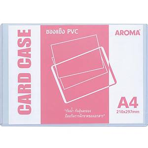 AROMA CARD CASE PVC A4