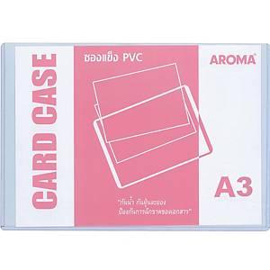 AROMA CARD CASE PVC A3
