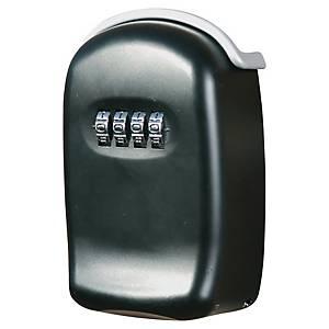 Bezpečnostní skříňka na klíče ocelová, rozměr 100 x 65 x 35 mm
