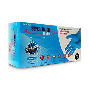 MICROTEX GLOVES NITRILE PAIR SMALL BOX OF 50