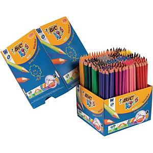 PK288 BIC KIDS 907901 PENCIL ASSTD COL