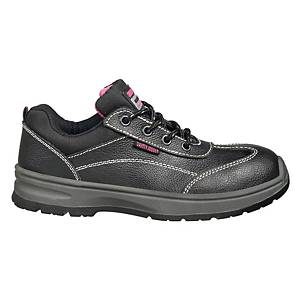 Safety Jogger Bestgirl S3 Low Cut Safety Shoes Black - Size 37
