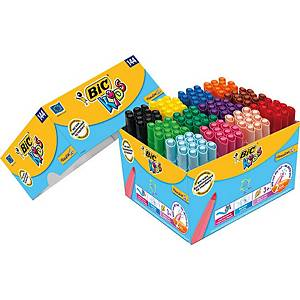 Bic Kids Eco Visacolor XL in a pot - pack of 144