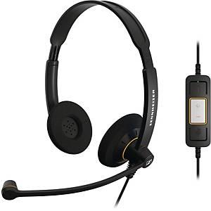 Sennheiser Culture USB CTRL 雙邊有線耳機 SC60 ML
