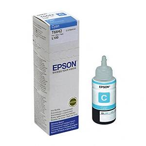 EPSON T664200 ORIGINAL INKJET BOTTLE CYAN