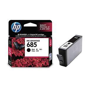 HP685 CZ121AA ORIGI INK JET CART BLACK