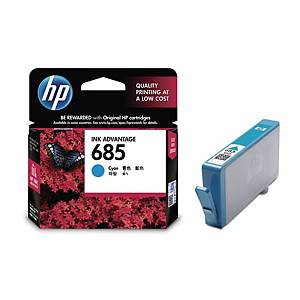 HP CZ122AA 잉크젯 카트리지 파랑