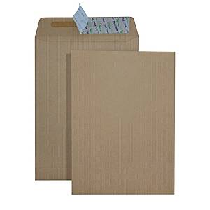 Winpaq Peel & Seal Super Manilla Envelope  9   X 12.75    100gsm - Box of 250