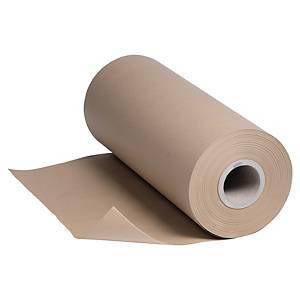 Herlitz kraftpapier op rol, bruin, 70 g, 50 cm x 300 m, per rol