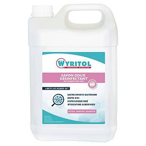 WYRITOL HAND WASHING GEL DESINFECT 5L