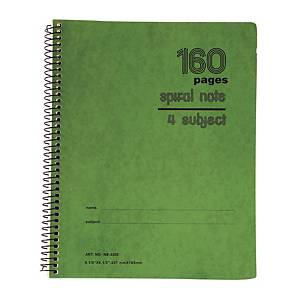Data Base 2208 Notebook 6 inch x 8.25 inch - 80 Sheets