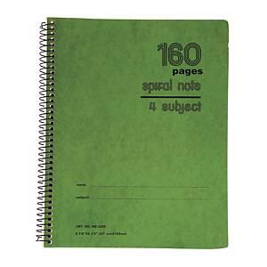Data Base 2208 單行筆記簿 - 每本80張紙