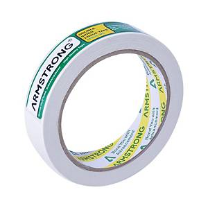 ARMSTRONG Double-Sided Tape 24mm X 20 Yards 3 Inch Core