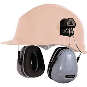 Helmkapselgehörschützer Deltaplus MAGNY, 32dB, grau