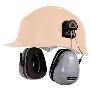 Coquilles anti-bruit Deltaplus Magny pour casque de chantier - 32 dB - la paire
