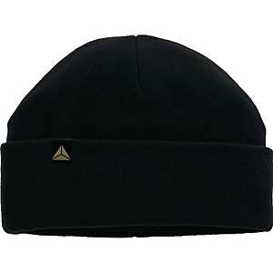 Mütze Deltaplus Kara, Einheitsgröße, schwarz