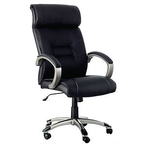 POMBA MANAGER CHAIR BASCULANT BLK