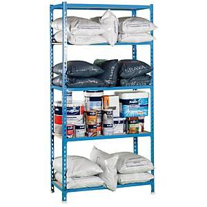 Estanteria SIMONRACK Maderclick 5/300 azul