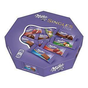 MILKA SINGLES CHOCOLATES SS 147G