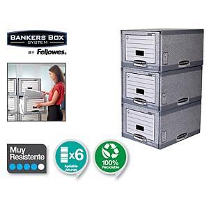 PK5 FELLOWES DRAWER ARCHIVE BOX A4