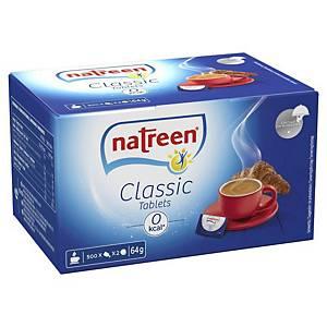 Natrena Classic zoetstof tablet, 500 zakjes per doos