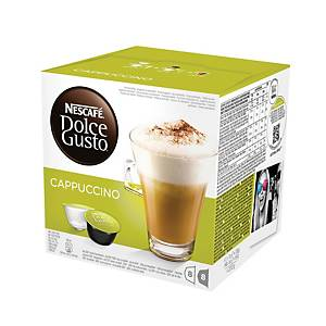Kávové kapsle Dolce Gusto Cappuccino, 16 kapsúl