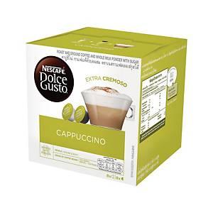 NESCAFÉ DOLCE GUSTO  Cappuccino Capsule - Box of 16