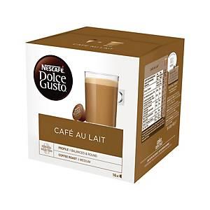 NESCAFÉ 雀巢 Dolce Gusto 牛奶咖啡 咖啡膠囊 - 16粒裝