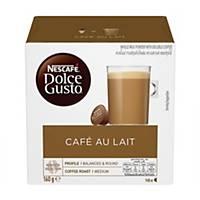 Nescafe Dolce Gusto Café Au Lait Capsule - Box of 16
