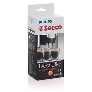 Détartrant pour machine à espresso Philips, 250 ml, le paquet de 2 pièces