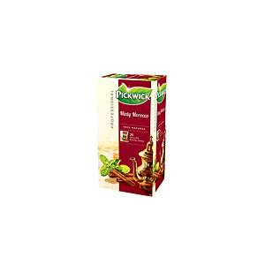 Pickwick tea bags Minty Marocco - box of 3 x 25