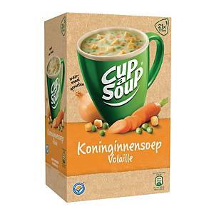Cup-a-soup bags - Queen - box of 21