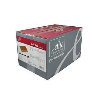 Elite Café Noir koekjes, doos van 120 koekjes