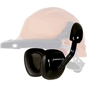Deltaplus Suzuka 2 Ear Defender Black - Helmet Mounted