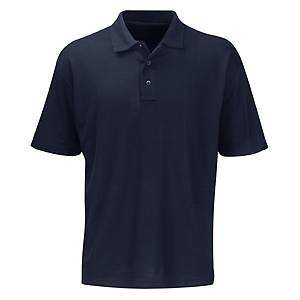 Polo Shirt 240gsm Navy - Large