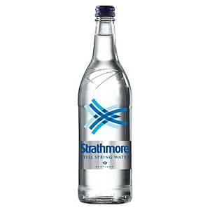 Strathmore Still Water Glass Bottle 750ml  - Pack of 12