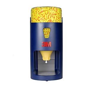 Dávkovač zátkových chráničů sluchu 3M™ E-A-R™ One-Touch, modrý
